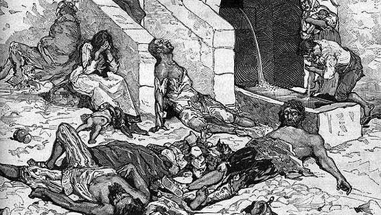 हर 100 साल पर दुनिया में नई महामारी, 400 साल में 4 बड़ी त्रासदी