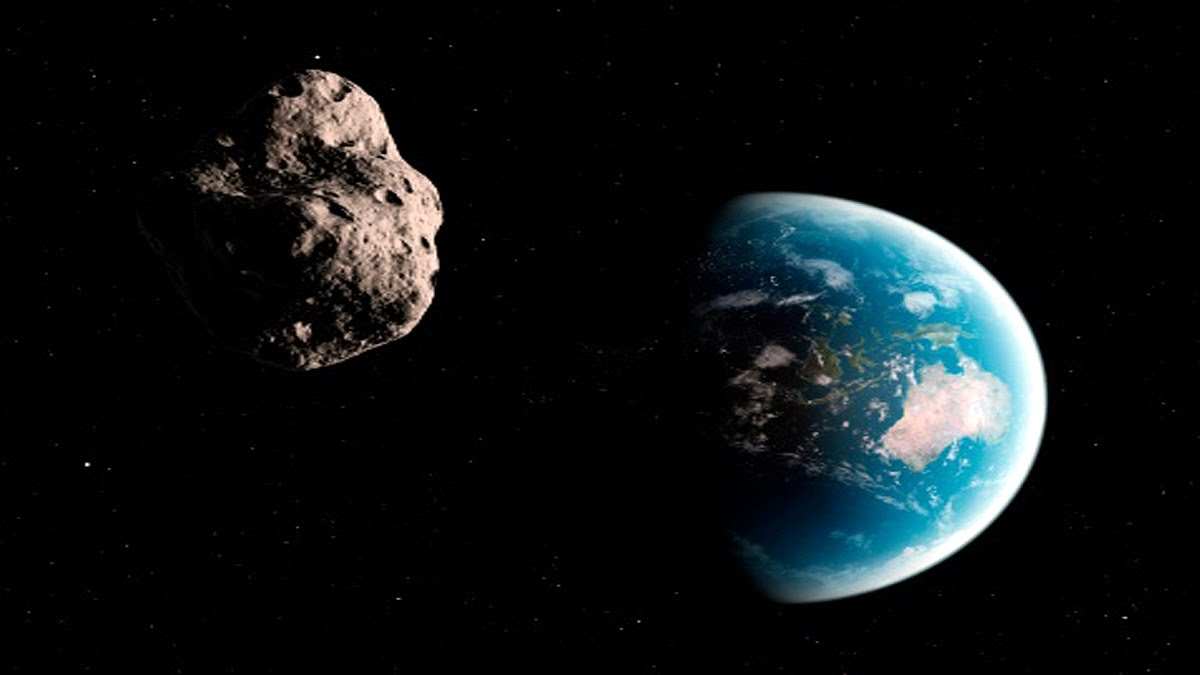 Asteroid Coming to Earth on 6 September