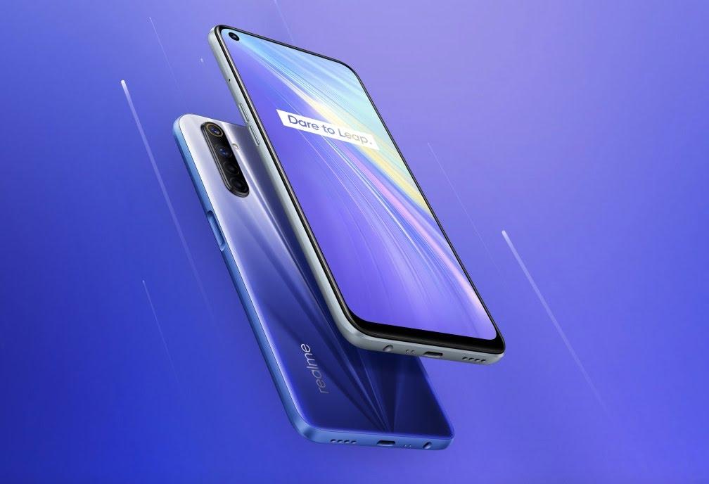 Realme 90Hz display smartphone