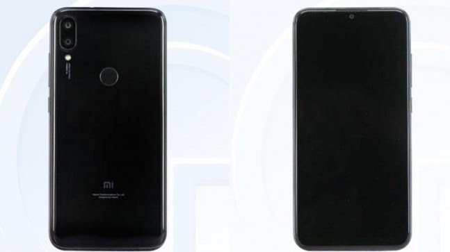 Xiaomi Redmi 7 Pro renders