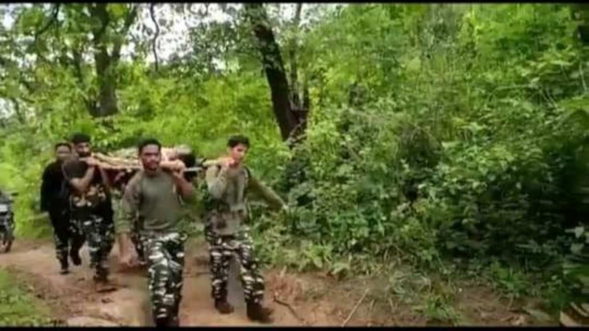Two Special Operations Group commandos were injured in an encounter with Maoists in Kandhamal district of Odisha on Saturday.